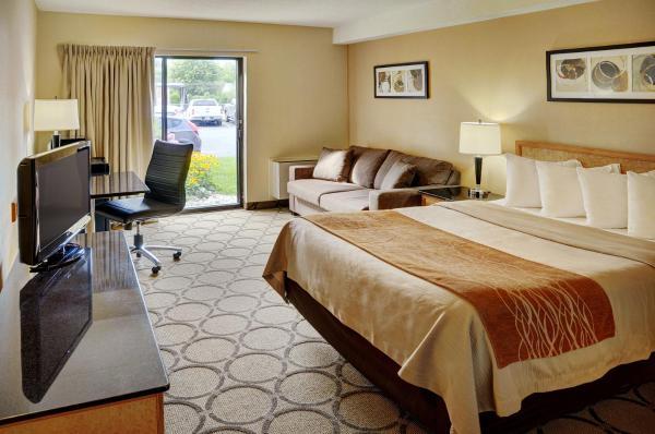 Hotel Pictures: Comfort Inn Orillia, Orillia
