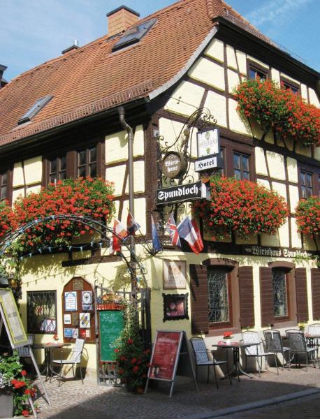 Hotelbilleder: Spundloch- das Hotel & Weinrestaurant, Veitshöchheim
