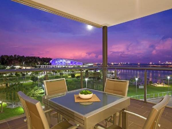 酒店图片: Darwin Wharf Escape Holiday Apartments, 达尔文