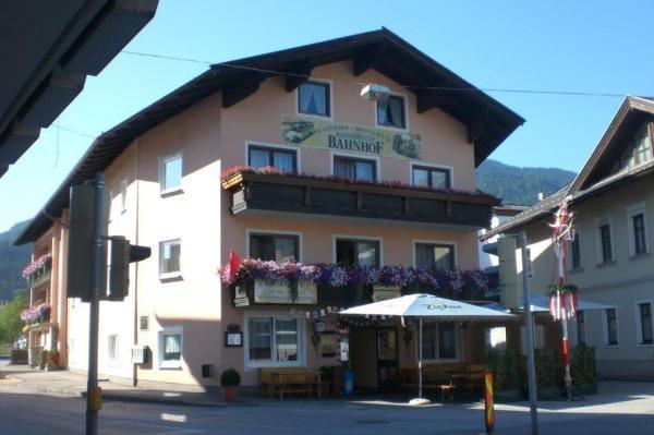 Fotografie hotelů: Gasthof Wildschönauer Bahnhof, Wörgl