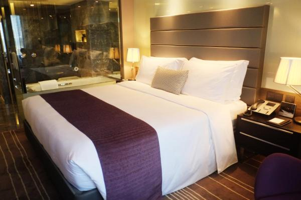 Club King or Twin Room with City View and Club Lounge Access