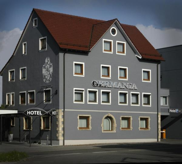 Hotel Pictures: Hotel Germania, Reutlingen
