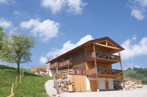 Hotellikuvia: Ferienhaus Schwarzenbach, Steinbach am Ziehberg
