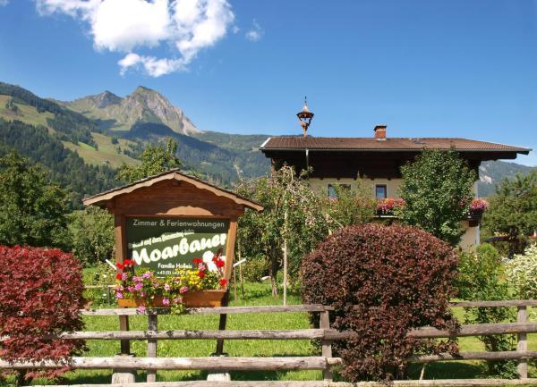 Hotellikuvia: Moarbauer, Dorfgastein