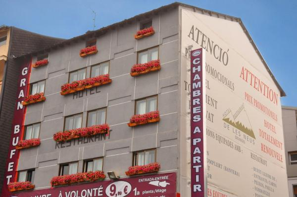 Zdjęcia hotelu: Hotel Les Neus, Pas de la Casa