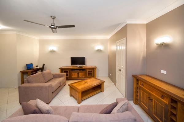 Hotelbilleder: Apartments on Palmer, Rockhampton
