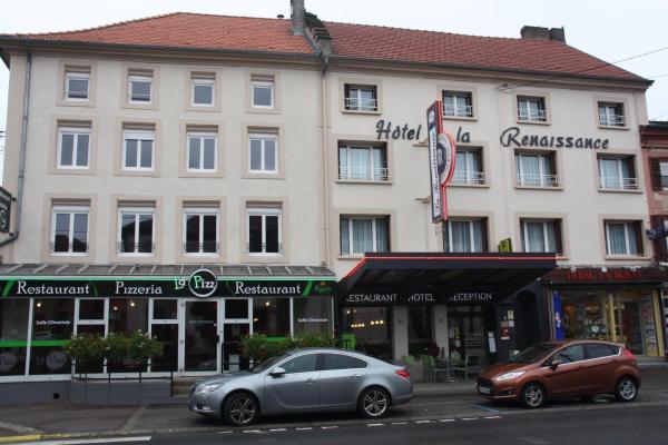 Hotel Pictures: Hôtel La Renaissance, Baccarat