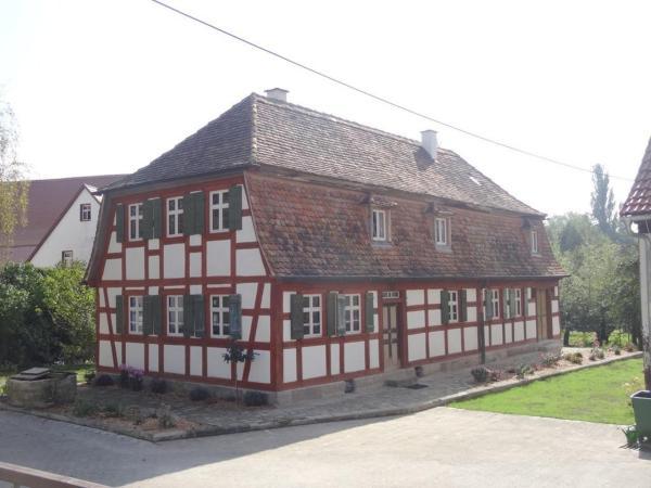 Hotel Pictures: IckelHaus II - Hofhaus, Bad Windsheim