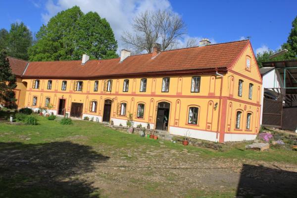 Hotel Pictures: Penzionek Na Mlýně Krkavci, Veselí nad Lužnicí