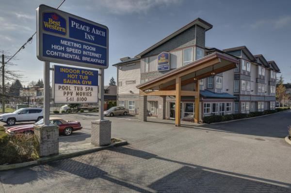 Hotel Pictures: Best Western Peace Arch Inn, White Rock