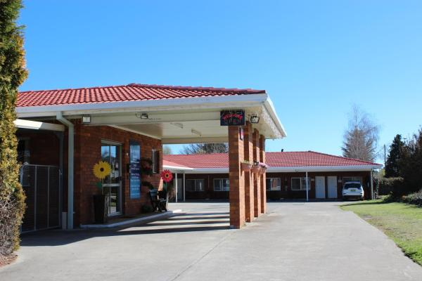 Hotellikuvia: Glen Haven Motor Inn, Glen Innes