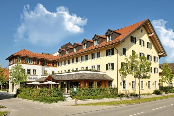 Hotelbilleder: Hotel zur Post, Aschheim