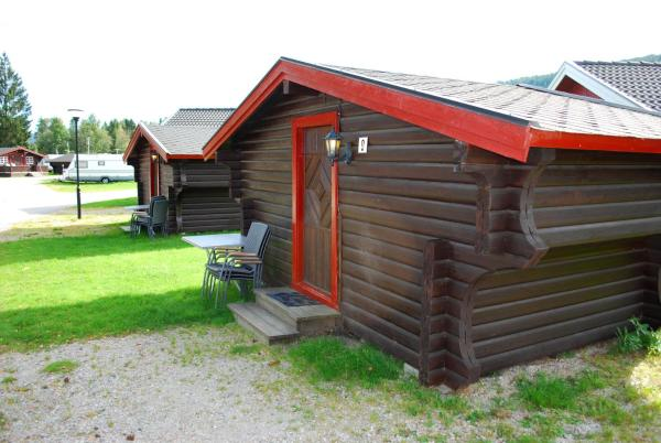 Chalet with Shared and External Bathroom