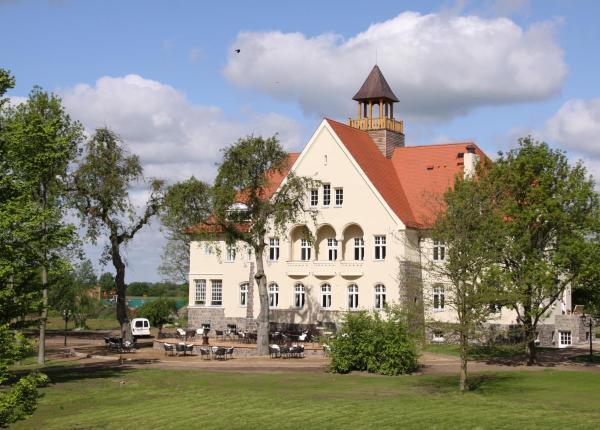Hotelbilleder: Schloss Krugsdorf, Krugsdorf