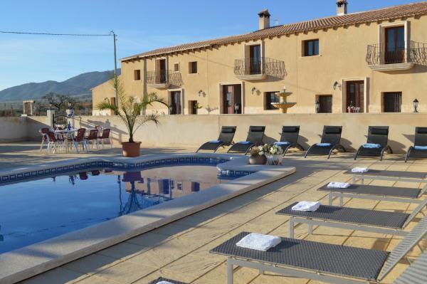 Hotel Pictures: Grapevine Manor Bed & Breakfast Pinoso, Cañadas de Don Ciro