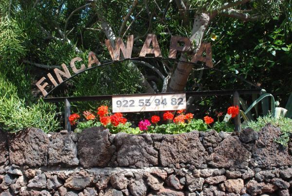 Hotel Pictures: Apartamentos Finca Wapa, Frontera