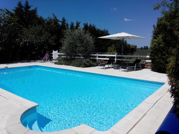 Hotel Pictures: Gites Les Vents Bleus, Donnazac