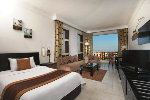 Family Two Bedroom Suite with Sea View