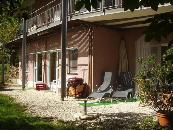 Hotelbilleder: Ferienwohnung Schneiter, Gaienhofen