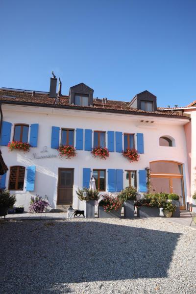 Hotel Pictures: La Musardiere, Essertines-sur-Rolle