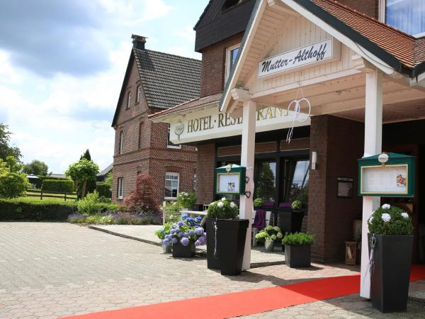 Hotel Pictures: Landhotel Mutter Althoff, Olfen