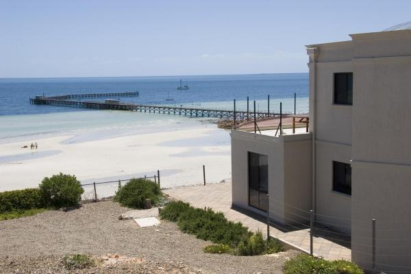 Fotografie hotelů: Cliff House Beachfront Villas, Moonta
