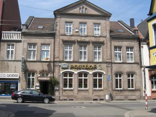 Hotelbilleder: Hotel Posthof, Sankt Wendel