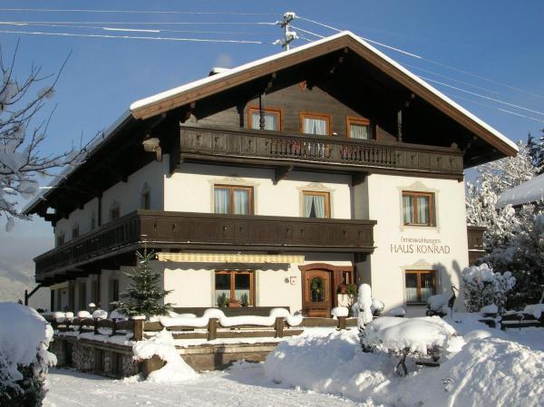 Foto Hotel: Haus Konrad, Reith im Alpbachtal