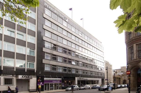Hotel Pictures: Premier Inn Birmingham City - Waterloo St, Birmingham
