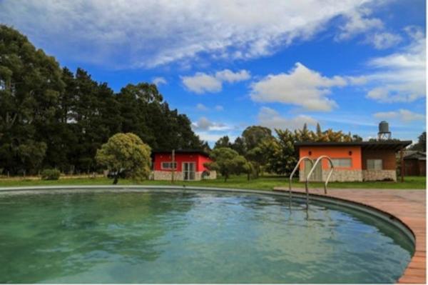 ホテル写真: Cabañas Bhen Bahi, Villa Residencial Laguna Brava
