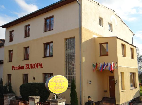 Hotel Pictures: Pension Europa, Prague