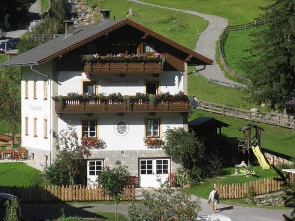 Fotografie hotelů: Apartments Ferienhaus Wiesenheim, Innervillgraten