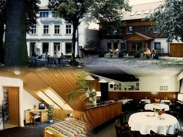 Hotelbilleder: Gasthof Bergquelle, Wandlitz