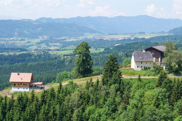 Hotelbilleder: Hochfelner - Stockerhof, Sankt Marein bei Knittelfeld