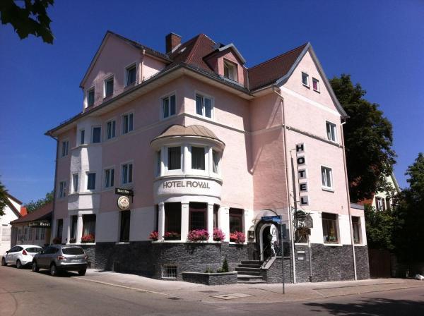Hotelbilleder: Hotel Royal, Villingen-Schwenningen
