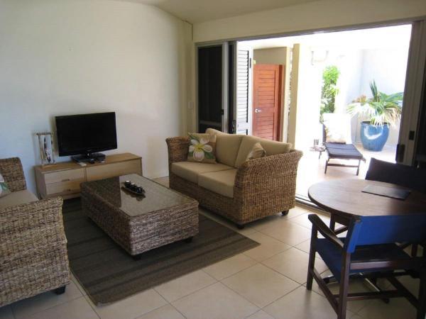 Beachfront Two-Bedroom suite