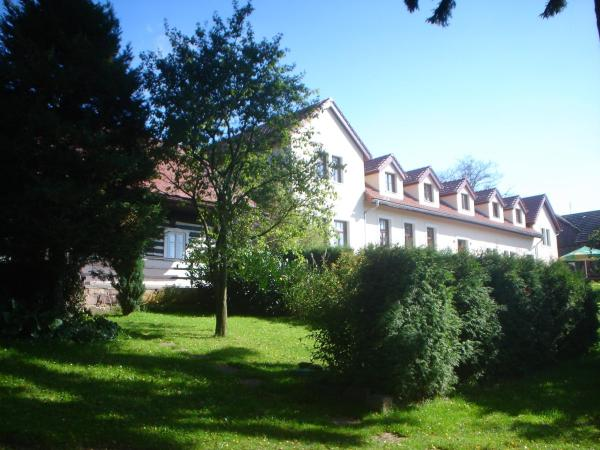 Hotel Pictures: Penzion Pod Vyhlídkou, Pecka