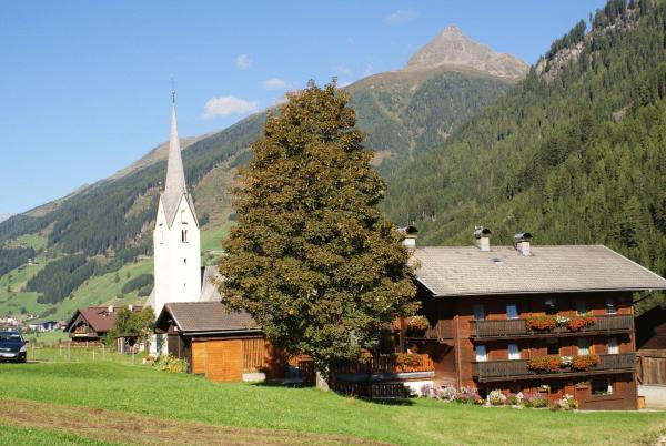 Hotel Pictures: Gasthaus Oberweissen-Hittl, Sankt Jakob in Defereggen
