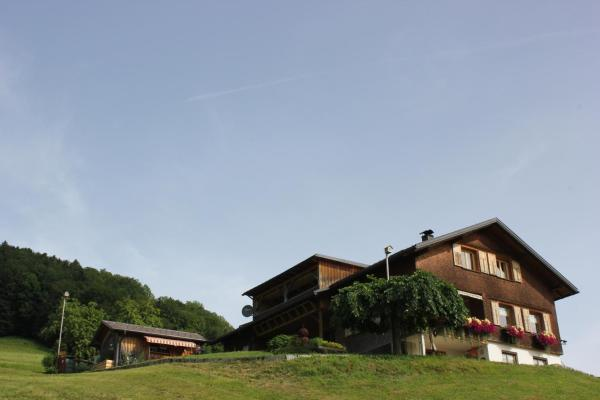 Hotelbilleder: Ferienwohnung Kaufmann, Schwarzenberg im Bregenzerwald