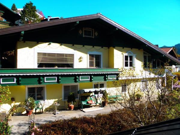 Hotelbilleder: Ferienwohnung Langegger, Mühlbach am Hochkönig