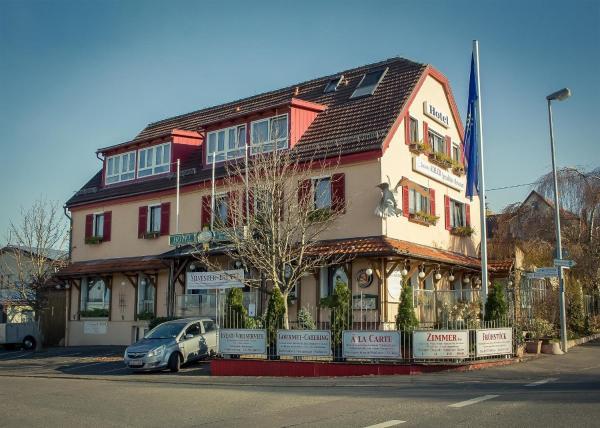 Hotelbilleder: Hotel Adler, Aichelberg