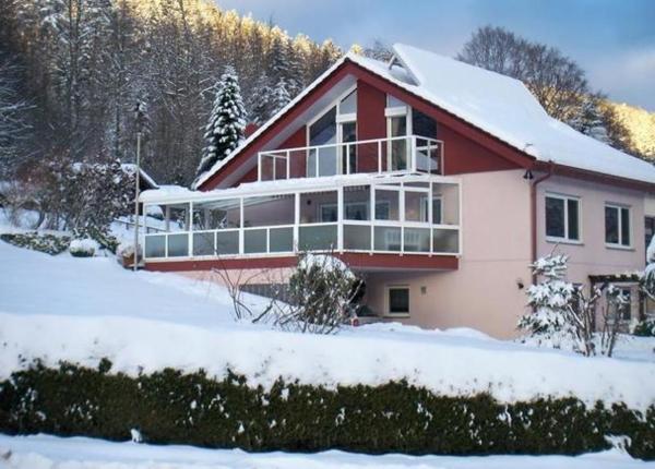 Hotelbilleder: Ferienwohnung Christine, Bad Wildbad