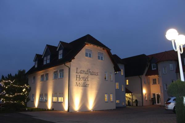 Hotelbilleder: Landhaus Hotel Müller, Ringheim
