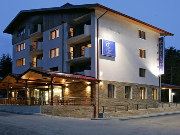 Fotos do Hotel: The Lodge Hotel, Borovets