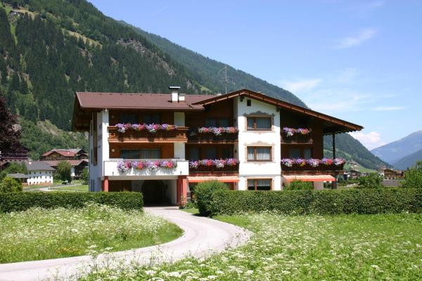 Fotografie hotelů: Pension Christophorus, Neustift im Stubaital