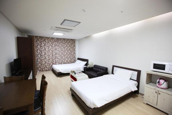 Zdjęcia hotelu: Stay & Home Residence Suite, Hwaseong
