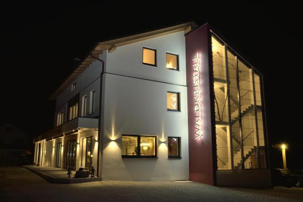 Hotel Pictures: Pension Waldkristall, Frauenau