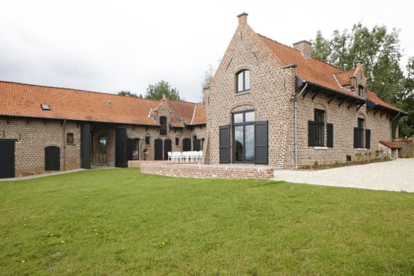 Hotellikuvia: Vacation Home Landgoed de Monteberg, Dranouter