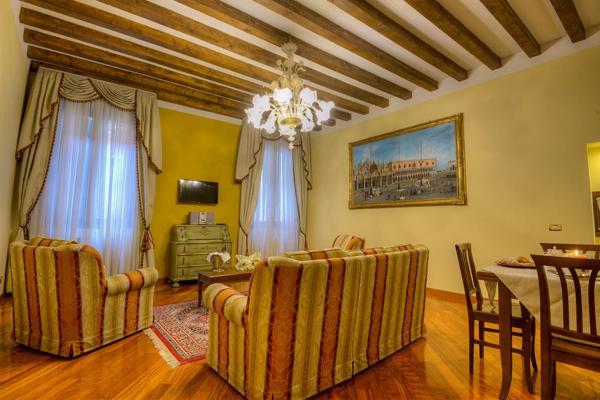 Foto Hotel: Cà dell'arte Suite, Venezia