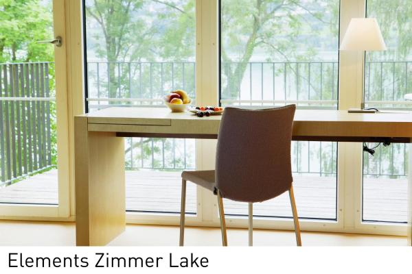 Single Room with Lake View